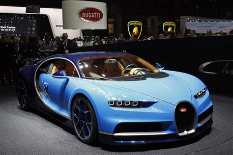 Bugatti Opens Its Largest Showroom In The World In Dubai