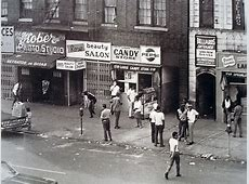 1960's New York City Harlem From NYC in the Sixties by