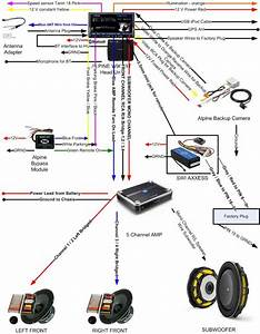 Nissan 370z Forum - Zuppy51 U0026 39 S Album  Wiring Diagram For Stereo System