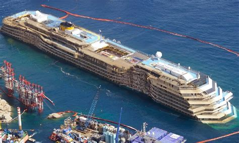 Costa Concordia Disaster | CruiseMapper