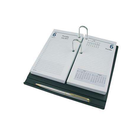 large desk calendar holder collins 2018 colplan a4 memo calendar staples