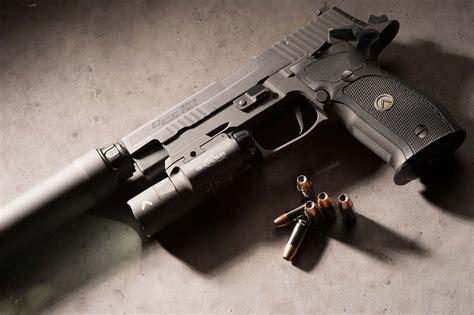 Meet The Sig Sauer Legion P226 The Best Sig Pistol On The