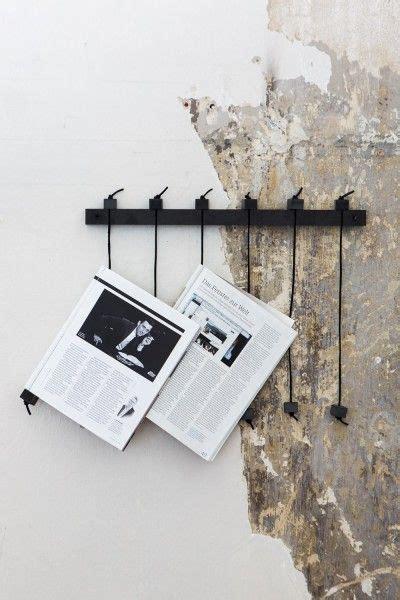 Zeitungshalter Wand Ikea by Zeitungsst 228 Nder Wand Diy In 2019 Zeitschriftenhalter