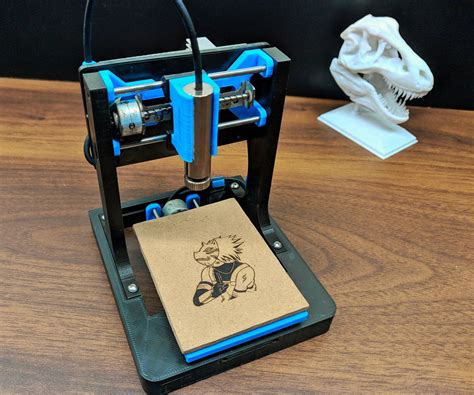 DIY Mini CNC Laser Engraver. | Cnc engraving machine, Diy ...