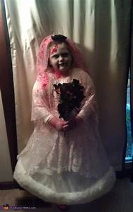 Zombie Bride Costume Idea for a Girl