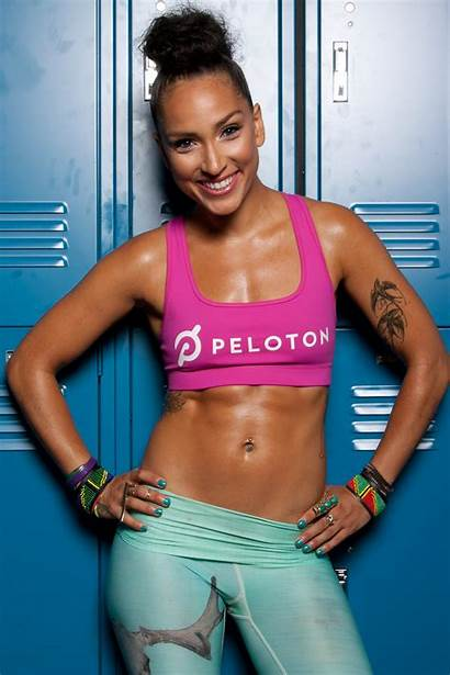 Peloton Robin Arzon Hottest Trainer Nyc Racked