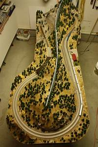 N Scale Addiction  Birds Eye View Of Marias Pass
