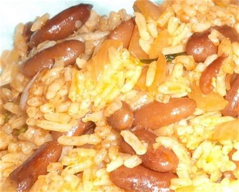 recette de cuisine beninoise recette de riz aux haricots recettes africaines