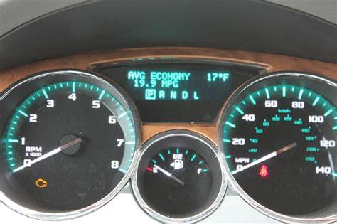 car maintenance manuals 2012 buick enclave instrument cluster 2012 buick enclave