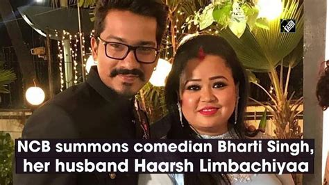 Bharti Singh leaves for NCB office after raid at her home ...