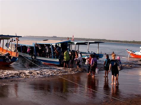Ferry Gili T To Lombok by How To Get To The Gili Islands From Bali On The Ferry