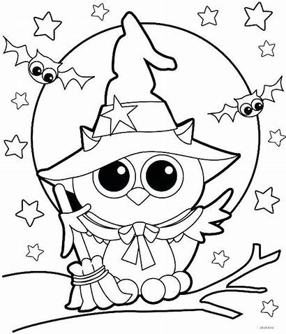 Coloring Wicked Pages Witch Printable Getcolorings Broom