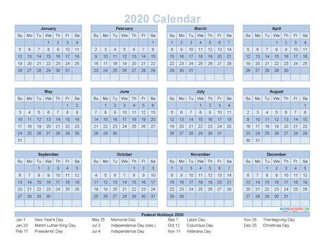 month calendar   page  printable  excel