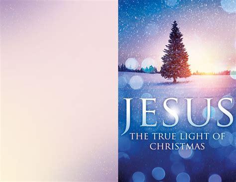 true light bulletin church bulletins outreach marketing