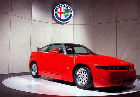 alfa romeo views alfa romeo reviews alfa romeo sz red