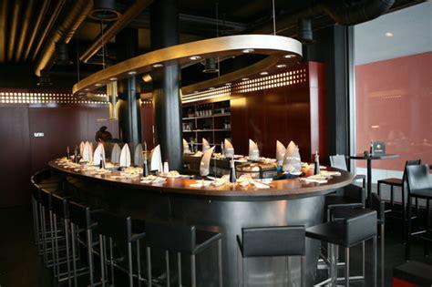 Kaiten Sushi Bar, Lucerne - Kauffmannweg 16 - Restaurant