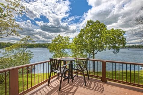 The mild temperature of smith mountain lake's waters makes for great swimming from may through september. Virginia Lakefront Rentals | Premier Vacation Rentals ...