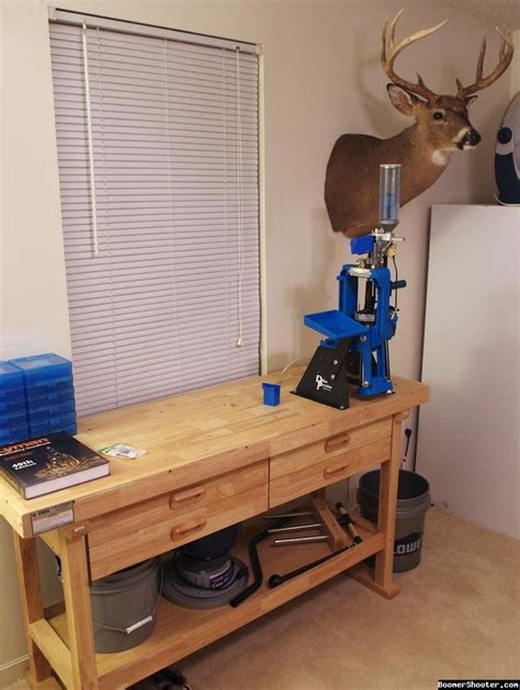 harbor freight bench reloading benches and misc