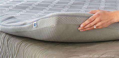 sleep number mattress pad sleep number dualtemp mattress layer review from a