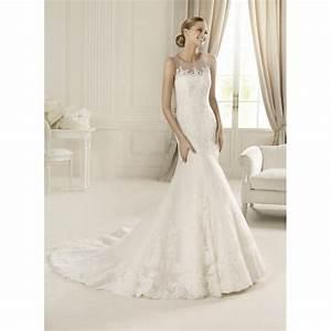 pronovias danubio superbes robes de mariee pas cher With robes pas chères et superbes