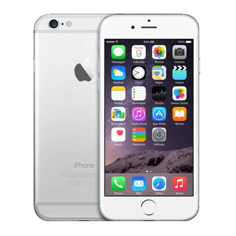 apple iphone 6 verizon apple iphone 6 64gb smartphone verizon silver