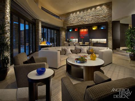 Contemporary Desert Home Interior Design By Angelica Henry