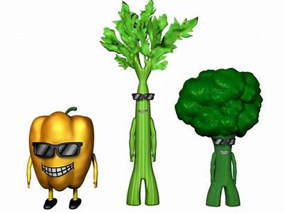 Celery Vegetables Cartoon Cool Vegetable Clipart Animated