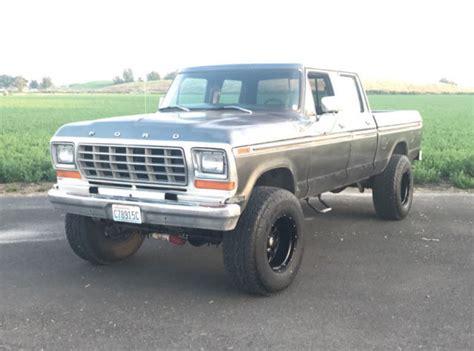 ford  crew cab  pickup truck  door crewcab