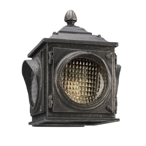 troy lighting aged pewter outdoor wall mount