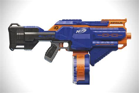 nerf  strike elite infinus blaster hiconsumption