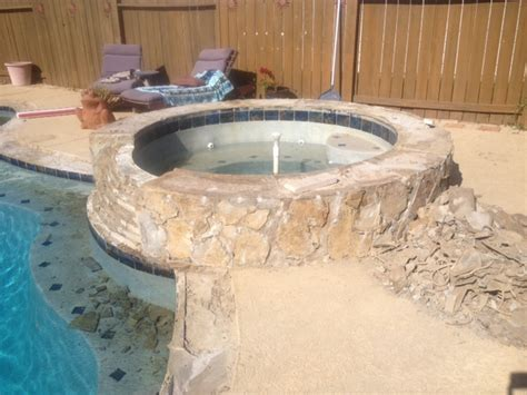 A 6500 Pool Tile And Coping Renovation Remodel With