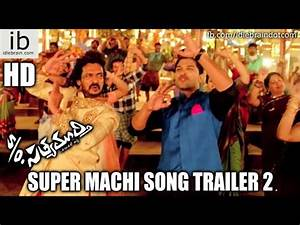 S/o Satyamurthy super machi song trailer 2 - idlebrain.com ...