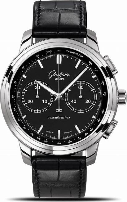 Glashutte Chronograph Senator Watches Xl Quintessentials Alux