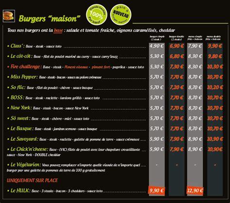 o fait maison toulouse 212 fait maison le nouveau resto de burger 224 toulouse
