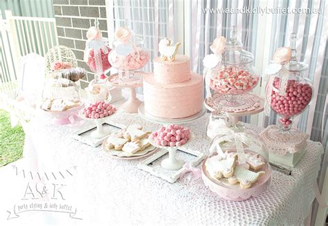 curtain shop pretty in pink baby shower