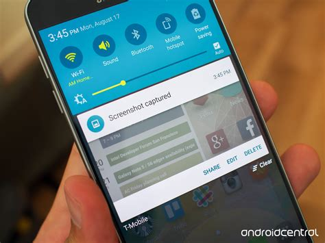 how to take a screenshot android how to take a screenshot on the galaxy note 5 android