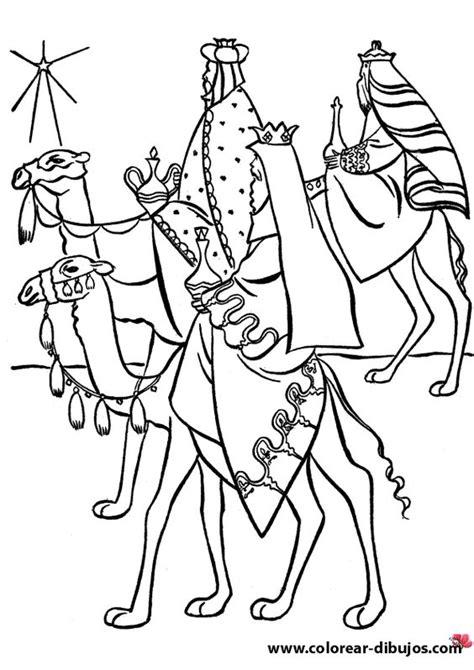 De Wijzen Uit Het Oosten Kleurplaat by Wijzen Uit Het Oosten Kleurplaat Voor Kleuters Kerst