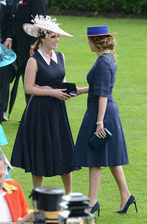 Princess Eugenie And Princess Beatrice Royal Wedding Hats Trolls 2011 | Glamour UK