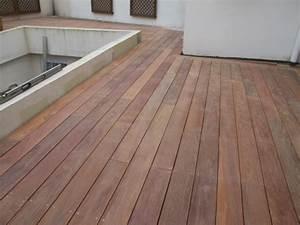 Solin D étanchéité : terrasse en bois sur rev tement tanche bitumeux et bandes ~ Premium-room.com Idées de Décoration