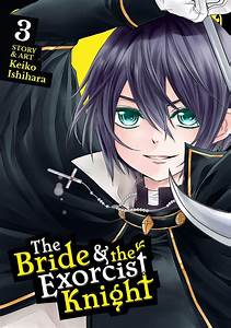 The Bride and the Exorcist Knight Manga Volume 3