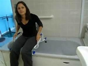 Siege De Baignoire : si ge de bain youtube ~ Melissatoandfro.com Idées de Décoration