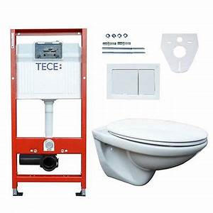 Wand Wc Komplettset : tece base wc komplettset vorwandelement bet tigungsplatte ~ Articles-book.com Haus und Dekorationen