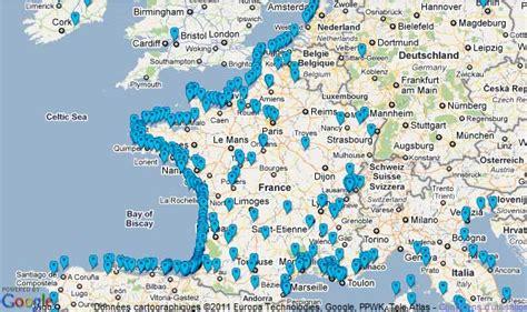 Carte Des Plages De by Carte Des Plages De 187 Vacances Arts Guides Voyages
