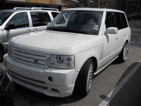 All White Cars by All White Range Rover My Future Car R I D E S