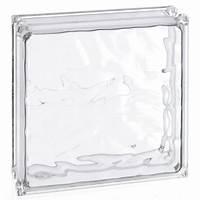 "good looking acrylic glass block Clear Acrylic Glass Block - 8""L x 8""W x 3""H"