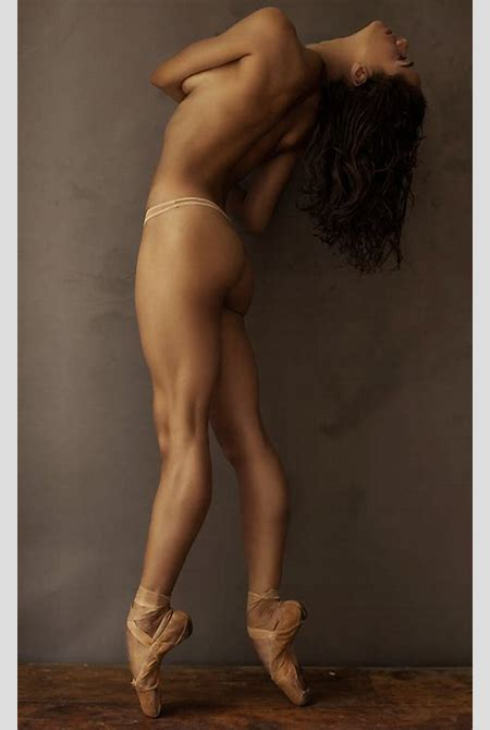 Misty Copeland #enpointe photographed by Gregg Delman #beautiful semi-nude #NSFW | Misty ...