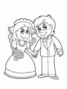 Dessin Couple Mariage Couleur : coloriage saint valentin 40 dessins imprimer gratuitement ~ Melissatoandfro.com Idées de Décoration