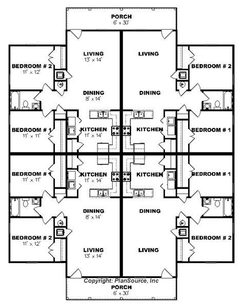apartment plan    plex plansource