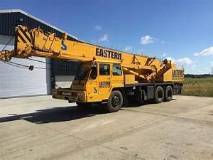 Mobile Cranes Eastern Crane Hire Ltd