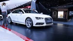 Audi Paris Est Evolution : 2015 audi s7 facelift bows at paris for the first time live photos autoevolution ~ Gottalentnigeria.com Avis de Voitures